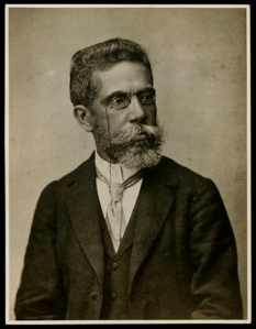 Machado de Assis at age 57