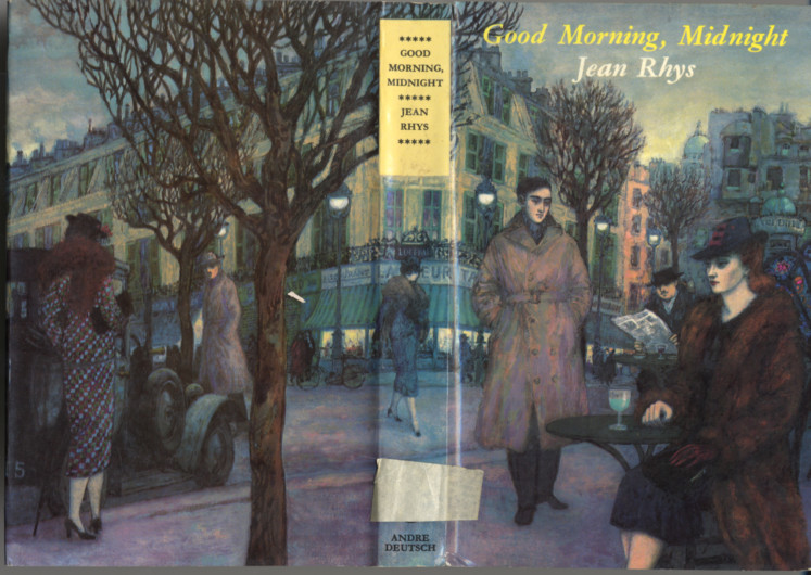 an analysis of the good morning midnight by jean rhy