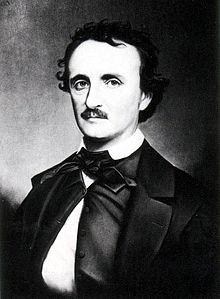 photo from http://upload.wikimedia.org/wikipedia/commons/thumb/f/fb/Edgar_Allan_Poe_portrait_B.jpg/220px-Edgar_Allan_Poe_portrait_B.jpg